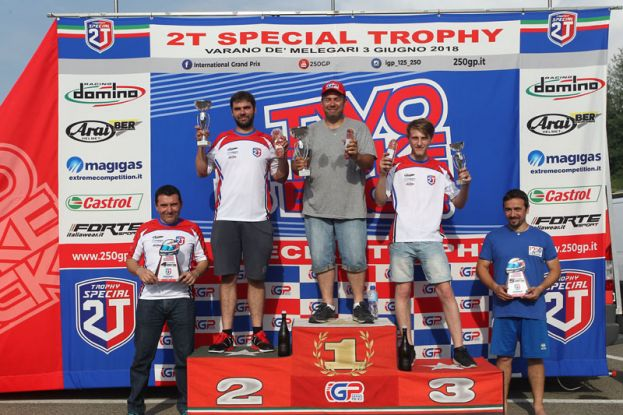 Two Stroke is back! Un grande successo