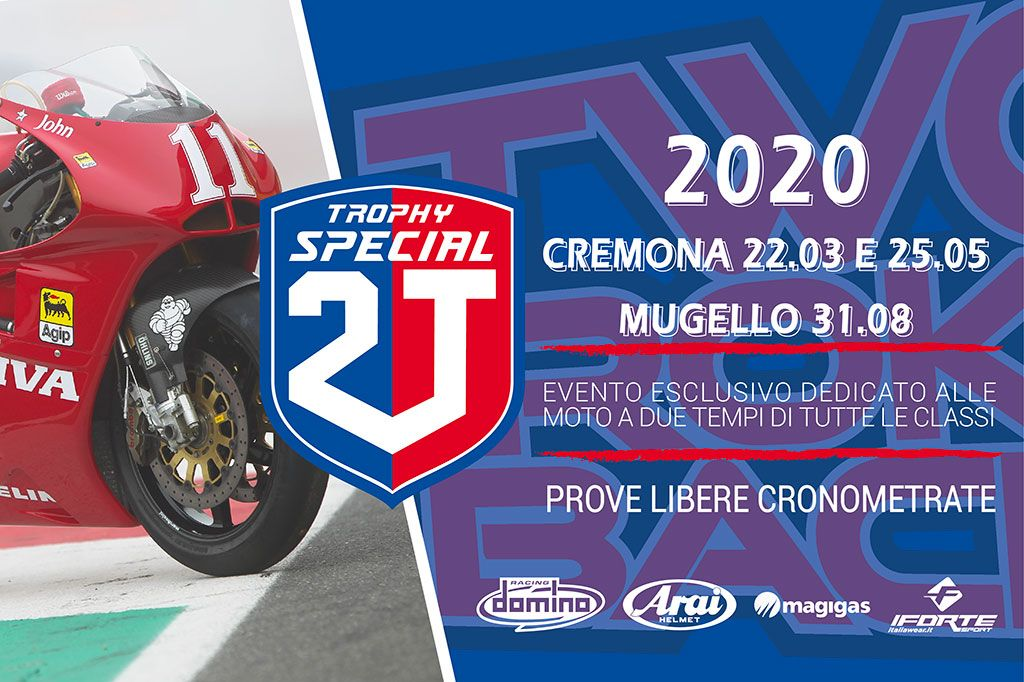 Come iscriversi al Two Stroke is Back & 2TSpecial